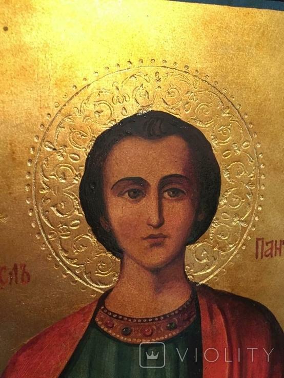 Икона Пантелеймон, фото №3