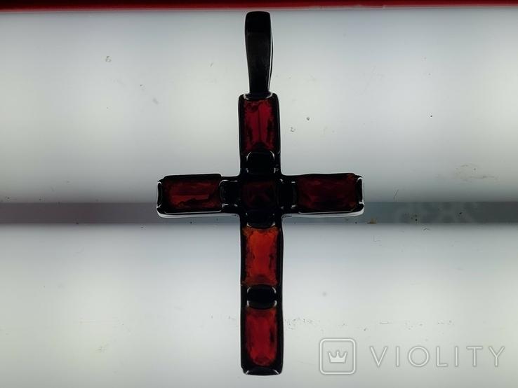 Крест с камнями ?, фото №12