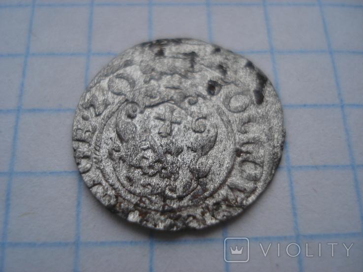 Рижський солід Сигізмунда ІІІ Вази 1620р. (R1), фото №4