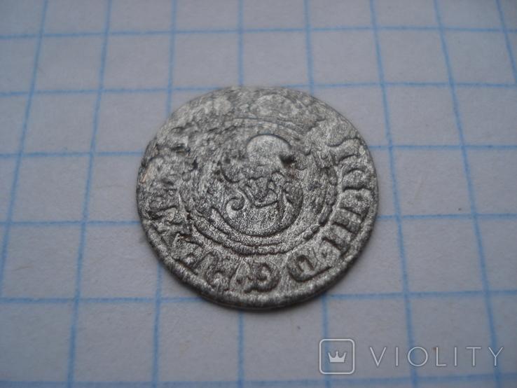Рижський солід Сигізмунда ІІІ Вази 1620р. (R1), фото №5