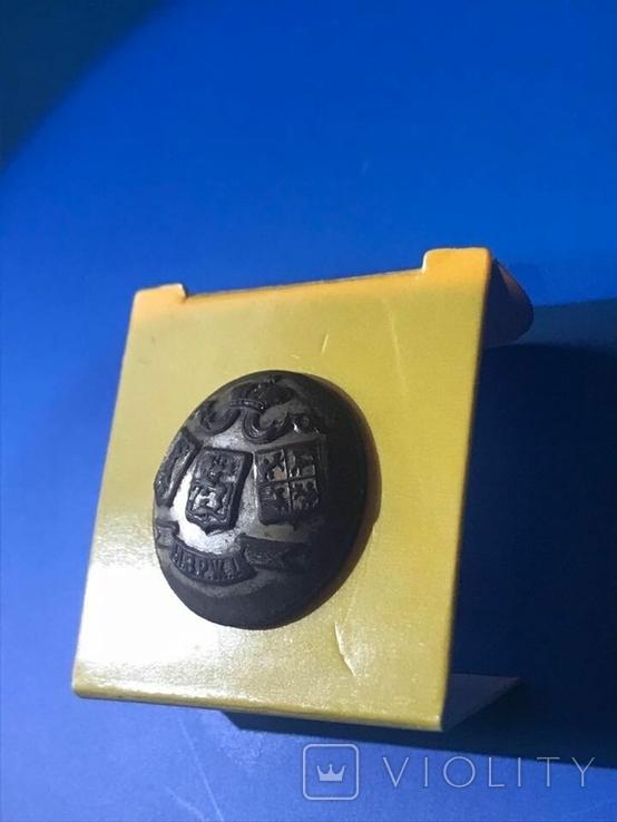 Пуговица Московско-Виндаво-Рыбинская железная дорога Царской России, фото №9