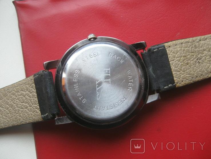 Часы мужские ELITE ,с черепом,на ходу, фото №3