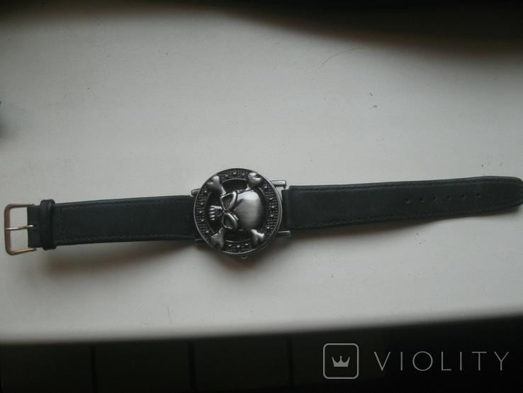 Часы мужские ELITE ,с черепом,на ходу, фото №4