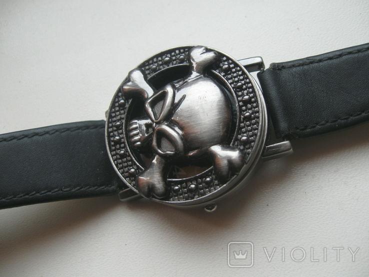 Часы мужские ELITE ,с черепом,на ходу, фото №5