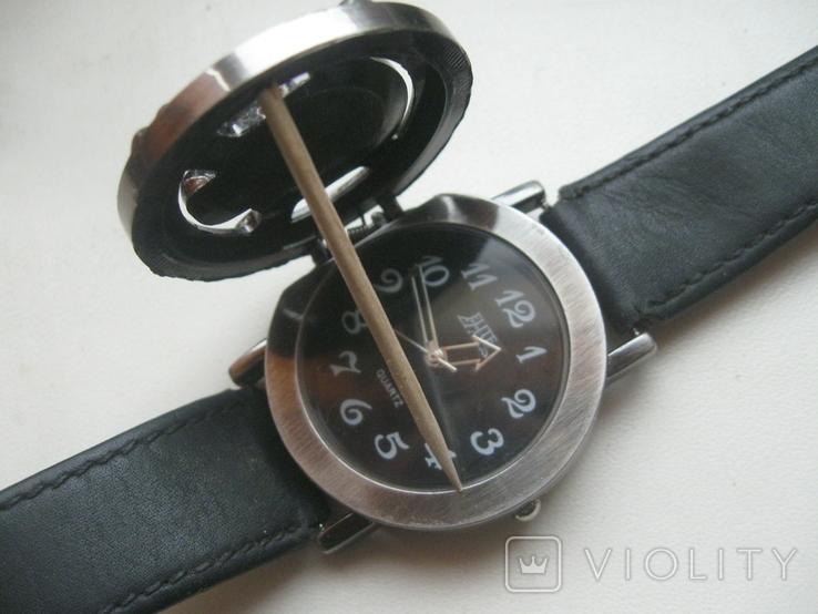 Часы мужские ELITE ,с черепом,на ходу, фото №7
