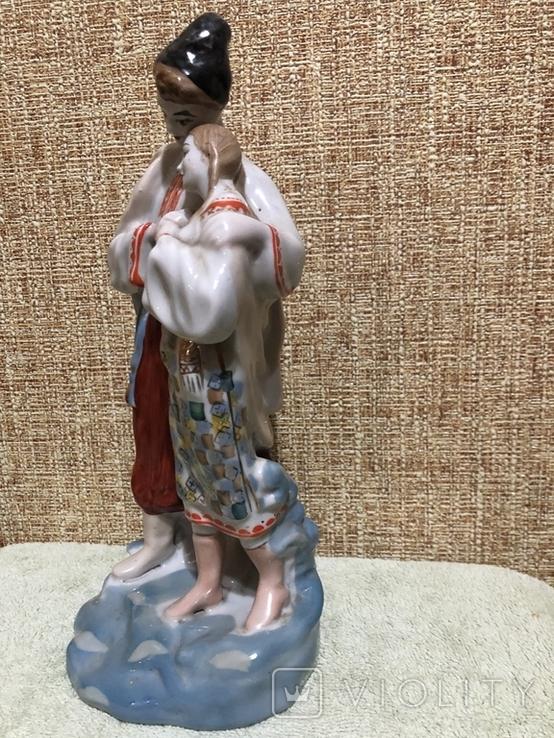 Фарфоровая статуэтка «Майская ночь», фото №5