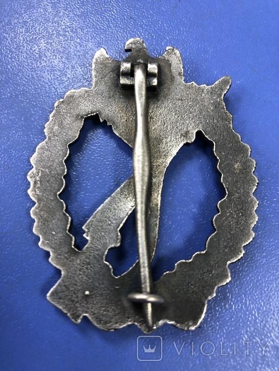 Копия знака Вермахт( пехотный штурмовик), фото №4