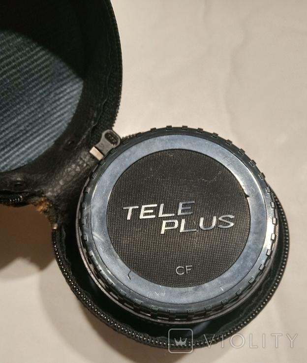 Kenko OP Teleplus MC7 2x Teleconverter Converter Lens. Чехол., фото №4