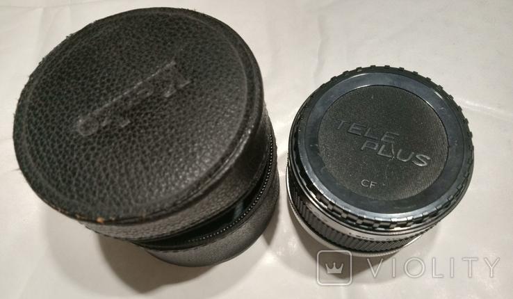 Kenko OP Teleplus MC7 2x Teleconverter Converter Lens. Чехол., фото №5