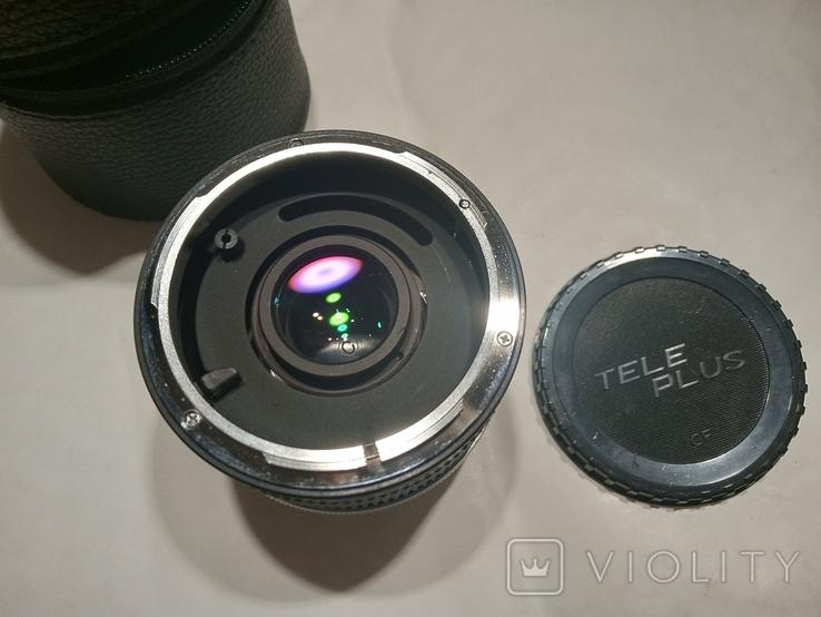 Kenko OP Teleplus MC7 2x Teleconverter Converter Lens. Чехол., фото №8