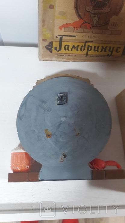 Сувенир ссср Гамбринус пр.во г.Одесса, фото №3