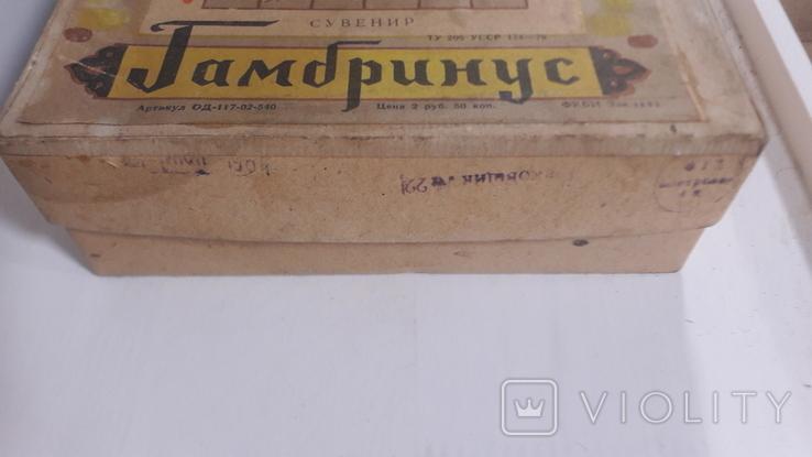 Сувенир ссср Гамбринус пр.во г.Одесса, фото №7