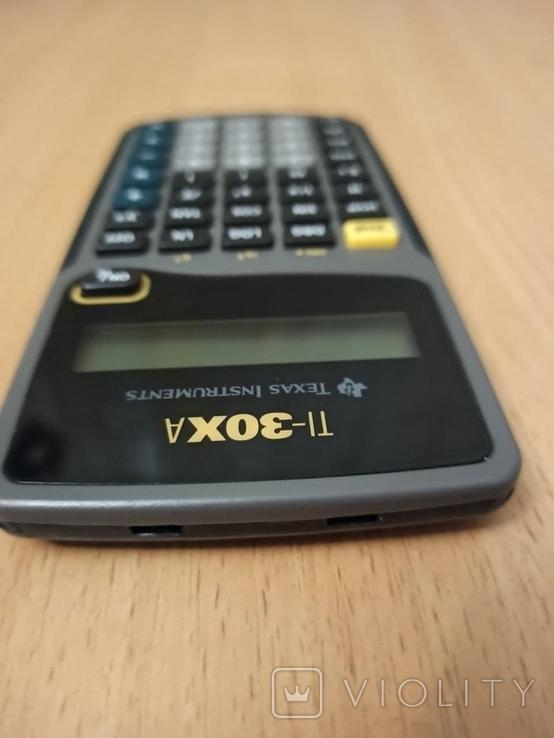 Научный калькулятор TI-30Xa, фото №5