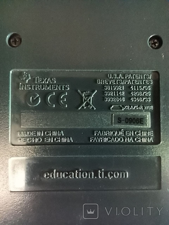 Научный калькулятор TI-30Xa, фото №6