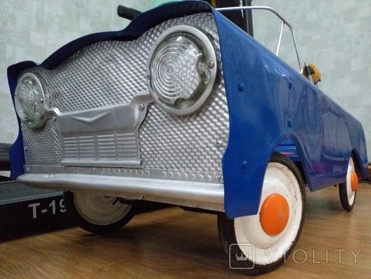 Педадьная машинка Нева, фото №2