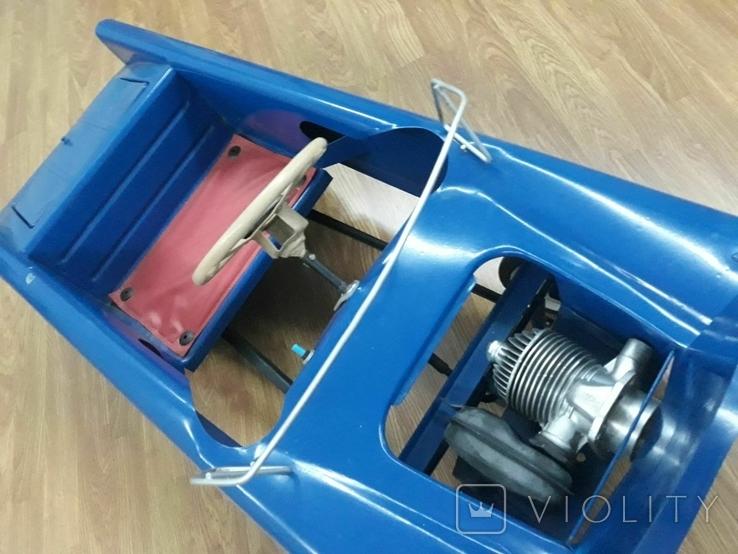 Педадьная машинка Нева, фото №3