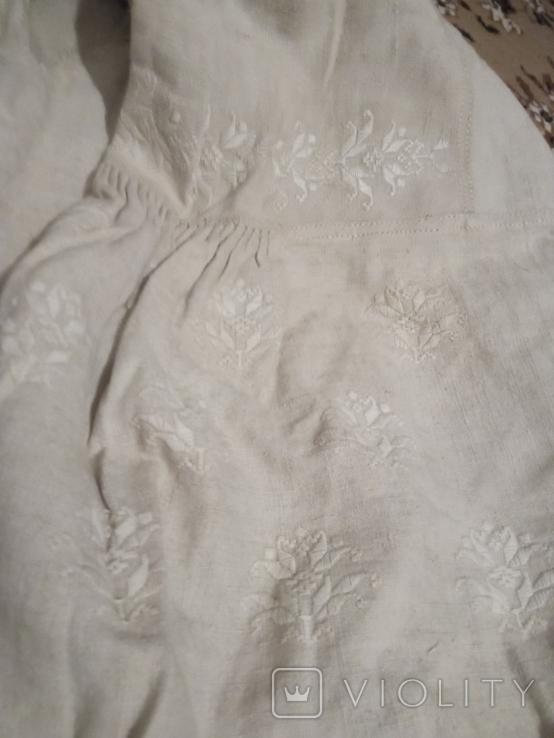 Сорочка женская вышитая, фото №4
