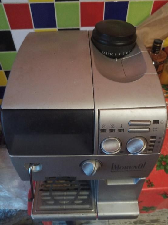 Кофемашина Морена, фото №4