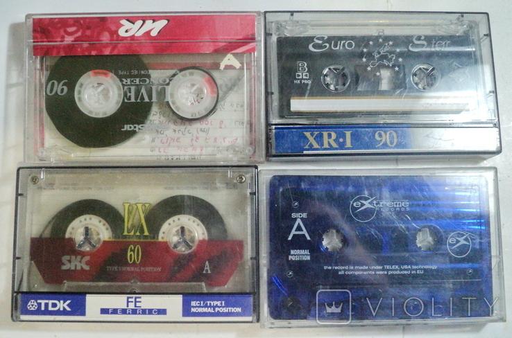 Аудиокассеты 22 шт, фото №9