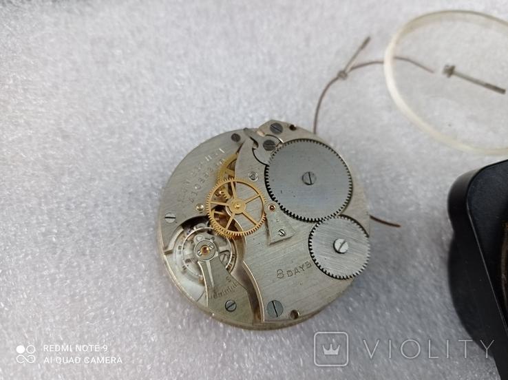 Часы Elgin военные приборные, фото №6