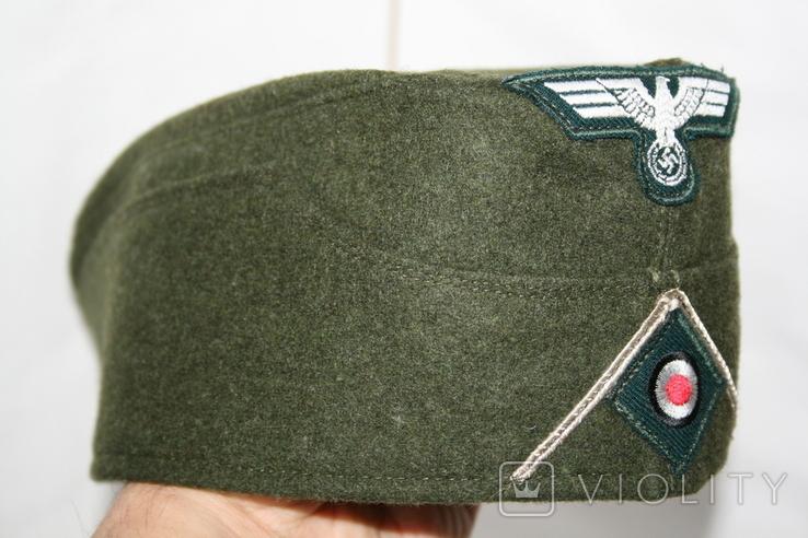 Копия.Пилотка Вермахт, фото №6