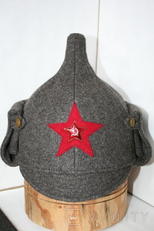 Копии.Буденовка РККА., фото №2
