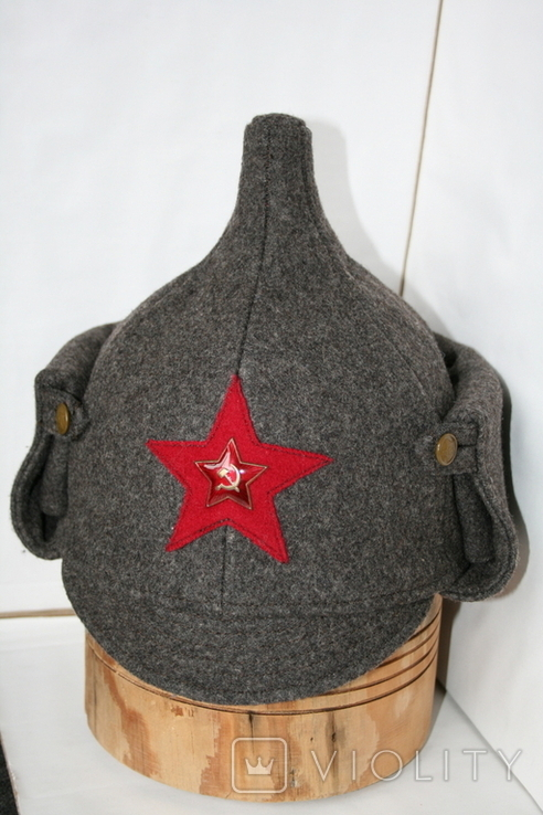 Копии.Буденовка РККА., фото №3