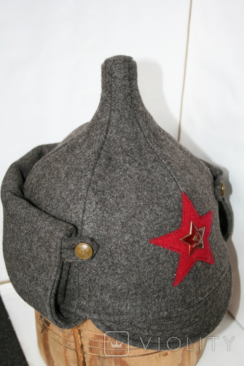Копии.Буденовка РККА., фото №6