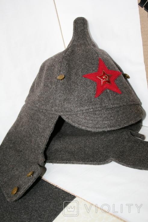 Копии.Буденовка РККА., фото №7