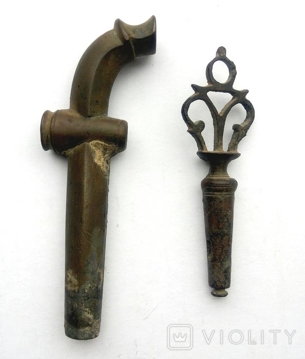Краник и носик самовара, фото №3