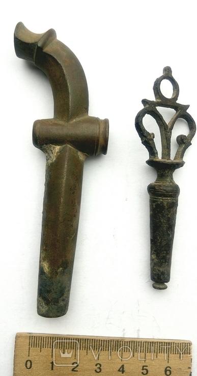 Краник и носик самовара, фото №4