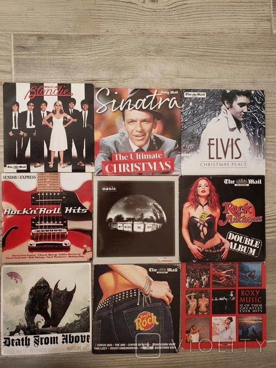 CD рок-музыка. Rock. Music., фото №2