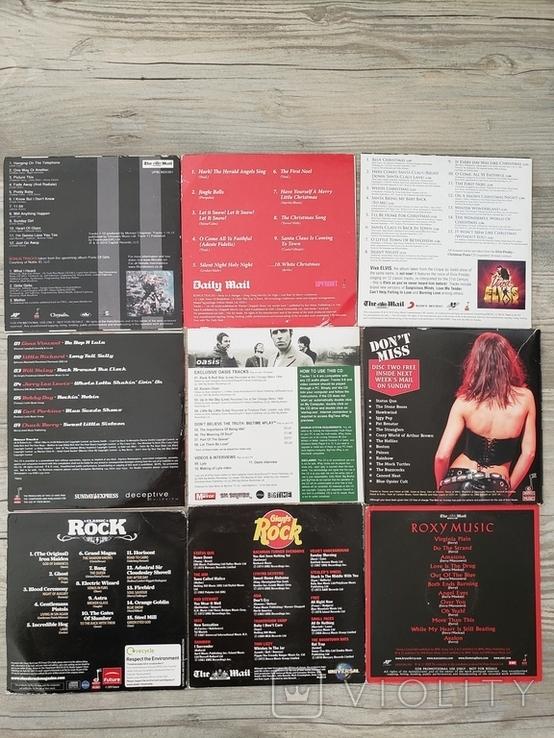 CD рок-музыка. Rock. Music., фото №3