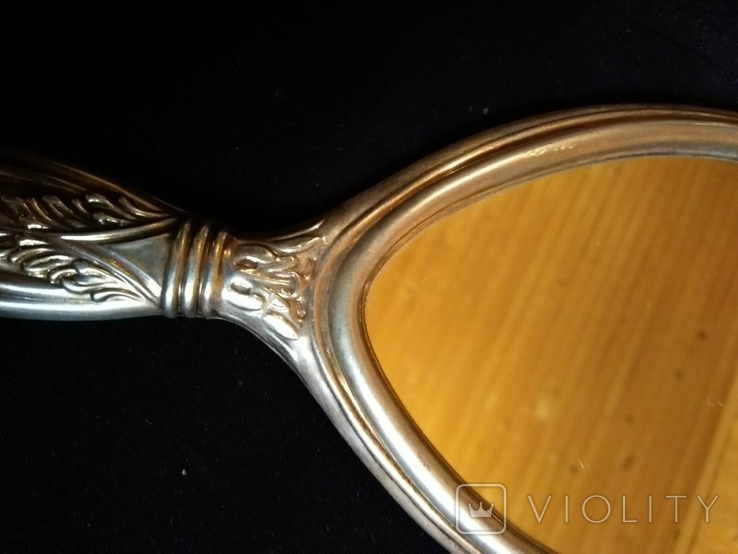 Дзеркало антикварне 800 п, авторська робота, фото №6