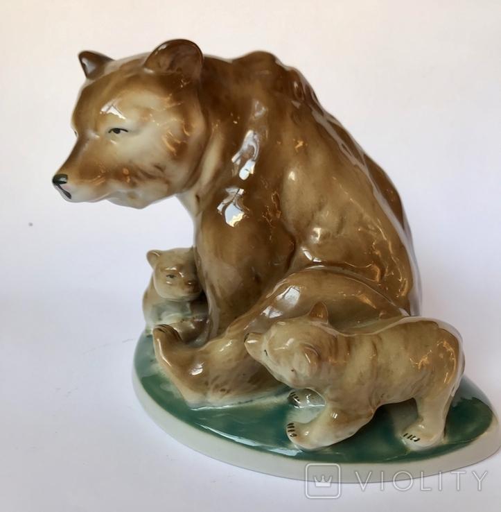 Медведица и медвежата, фото №2