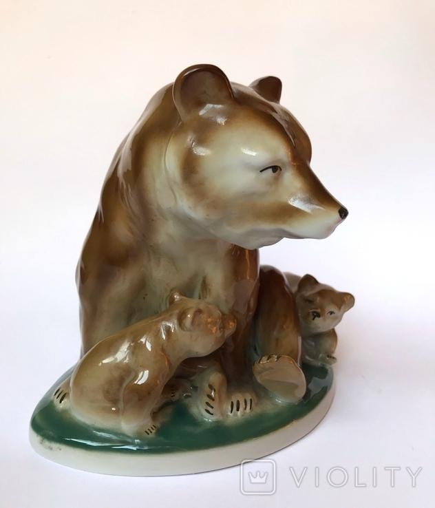 Медведица и медвежата, фото №3