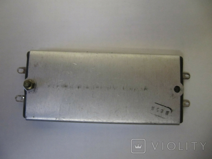 Селеновый мост для получения анодного напряжения в ламповых приемниках ., фото №3