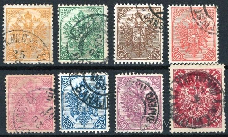 Ав344 Австро-Венгрия / Босния и Герцеговина 1900