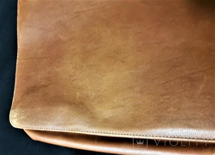 Портфель, кожа . Европа, фото №6