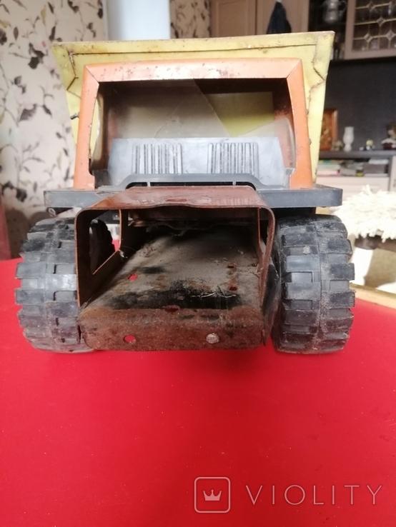 Машина под реставрацию, фото №5