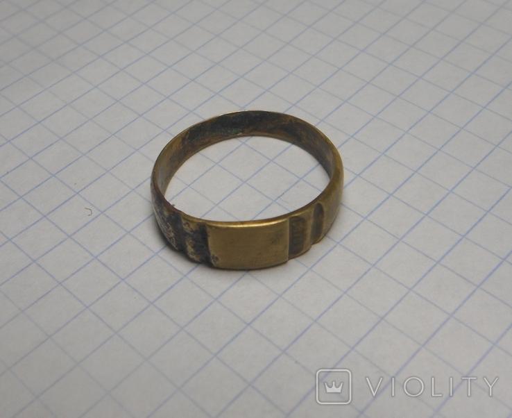Немецкое кольцо, фото №2