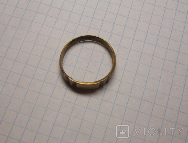 Немецкое кольцо, фото №3