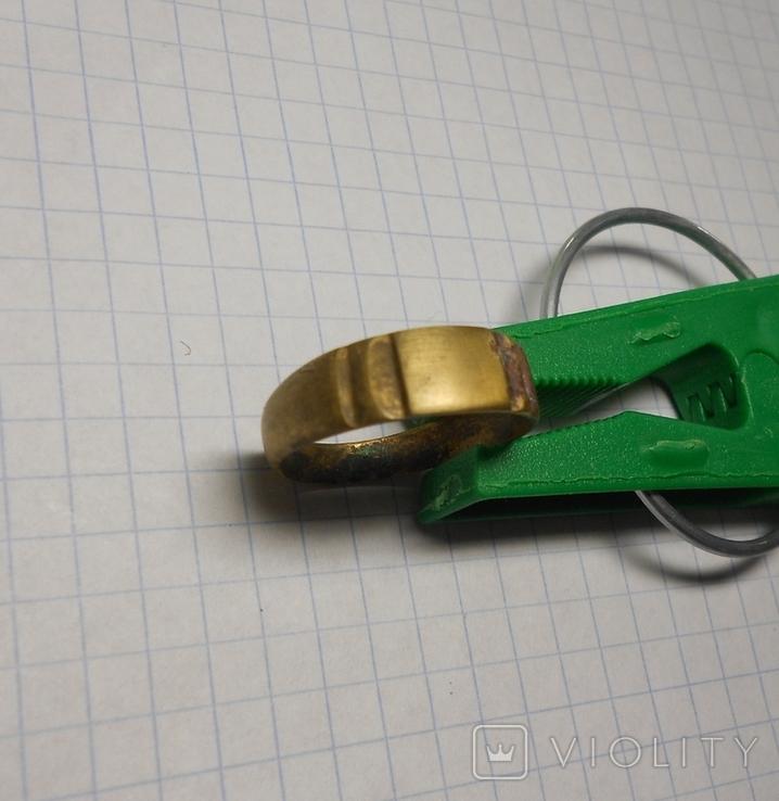 Немецкое кольцо, фото №4