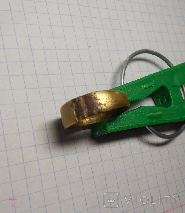 Немецкое кольцо, фото №6