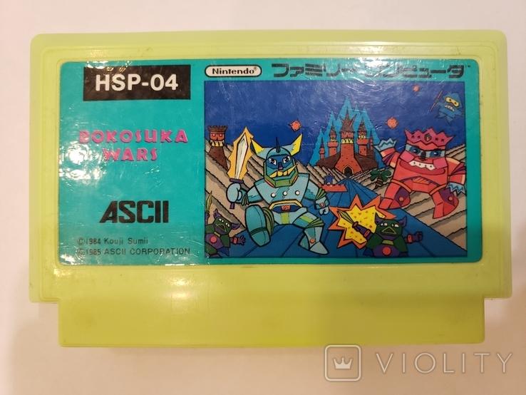 Bokosuka Wars (NTSC-J), фото №2