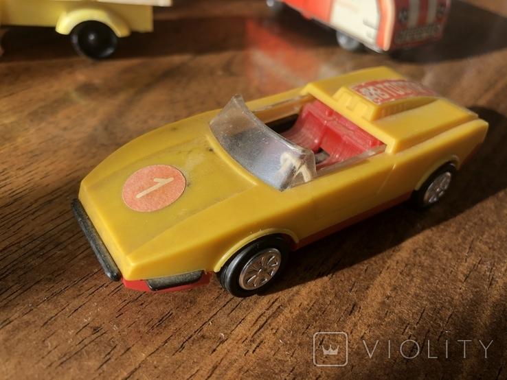 Машинки 3 шт, СССР, фото №9