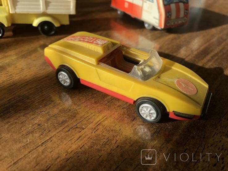 Машинки 3 шт, СССР, фото №10