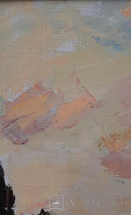 *Лагидний ветер* х/м, 72*54 Заслуженный Худ.Украины Шаповалов С.Г.,2011г., фото №5