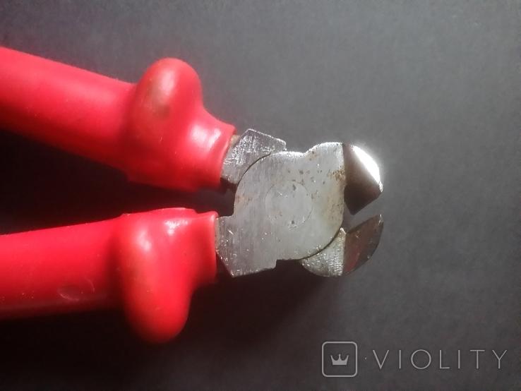 Кусачки торцевые Новосибирск 200 мм до 1000 Вольт, фото №5