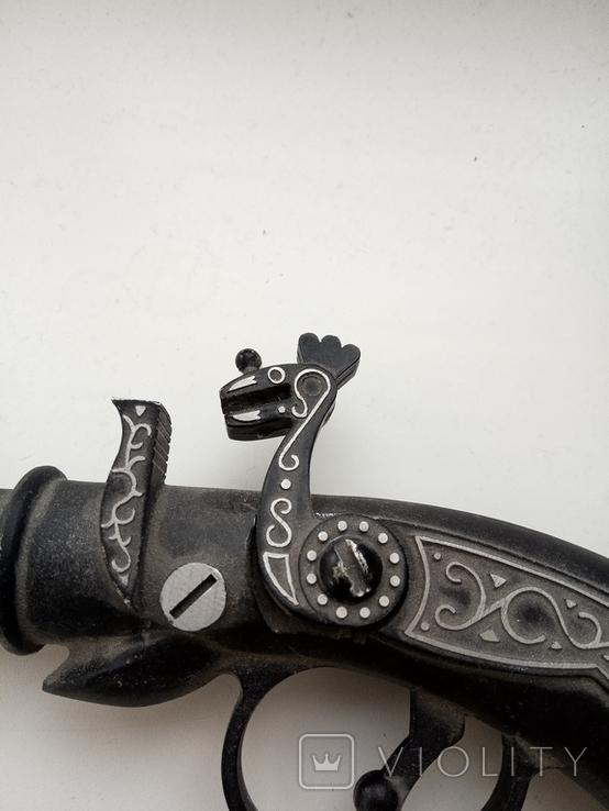 Сувенирный пистоль СССР, фото №5